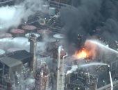 مصرع وإصابة 4 أشخاص إثر نشوب حريق فى مستودع بطوكيو