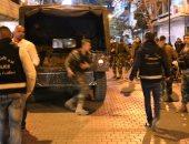 إصابة 7 اشخاص فى اشتباكات بمخيم عين الحلوة اللبنانى
