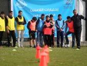 منتخب فلسطين يستعد لكأس العالم للأيتام