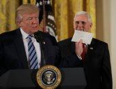 صحيفة أمريكية تتوقع إعلان ترامب  الانسحاب من اتفاقية الشراكة اليوم