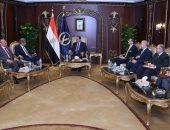 بالفيديو.. وزير الداخلية يستقبل محمد بن على كومان أمين عام مجلس وزراء الداخلية العرب