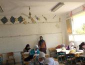 بدء امتحانات نهاية الفصل الدراسى الثانى لصفوف النقل بمدارس شمال سيناء