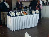 ختام البطولة الدولية للاسكواش بشرم الشيخ ومصر تفوز بالمركز الثانى