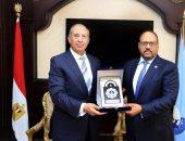 بالصور.. سفير الإمارات لدى مصر يختتم زيارته إلى محافظة البحر الأحمر