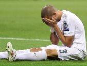 أخبار ريال مدريد اليوم.. انتكاسة فى إصابة بيبى وجيمس تعمق جراح الملكى