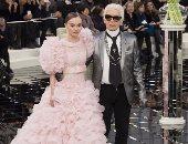 """بالصور.. المجموعة الكاملة لأحدث عروض """"Chanel"""" ببصمة العالمى كارل لاغرفيلد"""
