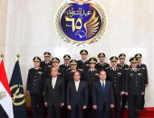 أكاديمية الشرطة تحتفل بالعيد الـ65 بحضور الرئيس السيسي
