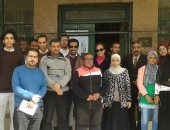 دورة تدريبية لطلاب الصحافة والإعلام بجامعة أسوان
