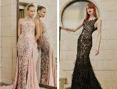 بالصور..  Versace تستوحى من خطوط الموضة الرومانية فى مجموعتها الأخيرة