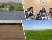لجنة أراضى الدولة: نواصل حملة إزالة التعديات على نهر النيل بالتنسيق مع الرى