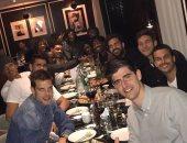 """بالصور.. حفل عشاء جماعى لتشيلسى بمناسبة عودة """"كوستا"""""""