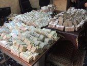 الأموال العامة تضبط 80 مليون جنيه ومليوني دولار بقضايا الاتجار بالعملة