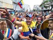 """فنزويلا على صفيح ساخن.. المعارضة تتمسك بـ""""انتخابات مبكرة"""".. أنصار الرئيس يخرجون فى مسيرات تأييد ويؤكدون: مادورو وريث تشافيز.. أزمات الاقتصاد تصل قطاع الدواء.. والفنزويليات يبعن شعورهن بحثا عن المال"""