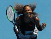 فوربس تصنف نجمة التنس الأمريكية سيرينا وليامز الرياضية الأعلى دخلا فى العالم