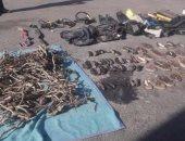 حبس 7 صيادين بعد ضبطهم بكمية من شعاب اليسر النادرة وخيار البحر بالغردقة