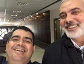 نجل إسماعيل هنية ينشر صورة وصول والده إلى غزة عقب اختتام زيارته لمصر