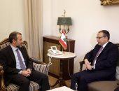 السفير المصرى فى بيروت: الرئيس اللبنانى يزور مصر الشهر المقبل