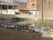 أهالى العامرية يطالبون بإزالة تجمعات مياه الصرف من الشوارع