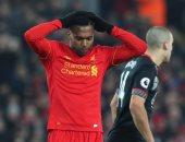 ستوريدج مهاجم ليفربول يتعرض لإصابة جديدة