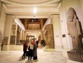 """""""رويترز """" تبرز صورا للمتحف المصرى ومتحف الفن الإسلامى بالقاهرة بعد تجديده"""