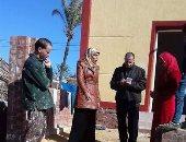 إعمار 30 منزلا بـ3 قرى بمركز مطوبس بكفر الشيخ