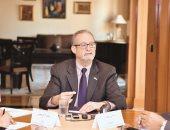 سفير أمريكا بالكويت:دور مصر بالشرق الأوسط محورى والتعاون معها فى تصاعد مستمر