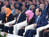 الرئيس السيسي يشارك فى مؤتمر الشباب بالإسماعيلية 25 أبريل