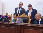 بالصور.. السجن 5سنوات لـأبو إسماعيل و5 آخرين و10 سنوات لـ12 بـحصار محكمة مدينة نصر