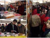 """معرض القاهرة للكتاب 2019 يرفع شعار """"لا للعشوائية"""" وكلمة السر مساحات الأجنحة"""