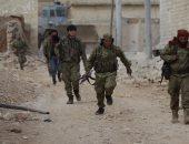 المرصد السورى: تنظيم داعش محاصر بالكامل داخل مدينة الباب