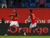 فرانس فوتبول: كهربا وحجازى وجبر أفضل لاعبى مصر أمام المغرب