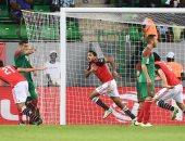 مدرب المغرب يتحدث عن هدف كهربا واعتزال بن عطية