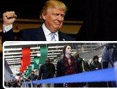 """بقعة تطرف على جدران البيت الأبيض.. واشنطن تبحث فحص هواتف المسافرين قبل دخولهم.. مستشار ترامب: يجب التأكد من إيمانهم بقيم أمريكا.. هيلارى كلينتون تؤيد التظاهرات الرافضة.. و""""ماكين"""": القرار دعاية لـ""""داعش"""""""