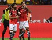 شاهد.. كواليس حصول كهربا على جائزة أفضل لاعب فى مباراة مصر والمغرب