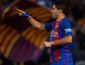 بالفيديو.. سواريز يتعادل لبرشلونة أمام فالنسيا فى الدقيقة 35