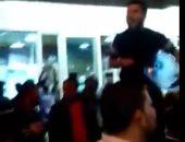 بالفيديو... فرحة المصريين فى دبى بعد فوز الفراعنة على المغرب