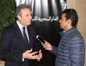 رئيس الناشرين التونسيين: معرض القاهرة للكتاب رأس الحربة وشاركنا لنقف مع مصر
