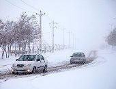 بالفيديو.. انهيار ثلجى يبتلع 4 أشخاص فى روسيا
