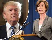 القائمة بأعمال وزير العدل السابقة: ترامب ليس صاحب القرار فى البيت الأبيض
