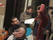 """مسلسل """"بخط إيدى"""" يجمع عمرو يوسف بـ دينا الشربيى للمرة الـ6 بينهم فيلمان"""