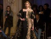 بالصور.. شاهد كولكشن مصمم الأزياء العالمى هانى البحيرى بأسبوع الموضة بباريس