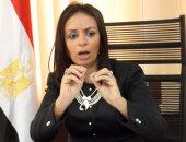 غدًا .. مايا مرسى تزور البحيرة لتهنئة نادية عبده كأول محافظة بمصر