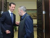 """جورج وسوف عبر """"تويتر"""": بشار الأسد بصحة جيدة وسيبقى حاميًا لسوريا وشعبها"""