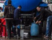 انقطاع مياه الشرب لمدة 20 ساعة يوميا عن شارع إبراهيم نافع بالجيزة