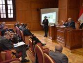 """اجتماع """"طاقة وصناعة"""" البرلمان بعد العيد لبحث فصل هيئة المساحة عن البترول"""