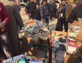 عايزين تشتروا كتبا مخفضة.. زوروا سور الأزبكية للناشرين المصريين بمعرض الكتاب