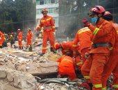 ارتفاع ضحايا حادث انهيار موقع بناء مدينة ملاهى بوسط الصين إلى 9 قتلى