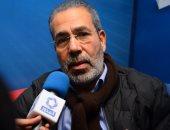 """تغطية إعلامية مكثفة لندوة مدحت العدل لتوقيع ديوان """"شبرا مصر """""""