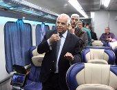 السكة الحديد: نسبة حجز عربات الـTOP VIP ذات الـ400 جنيه للمقعد بلغت 100%