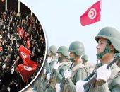 العربية : طائرات الجيش التونسى تحلق قرب حدود ليبيا